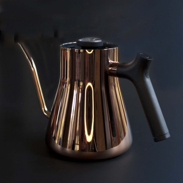 Pour-over kettle copper